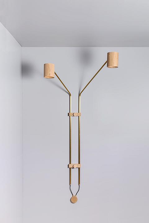 Lighting - Brass 2 Spot