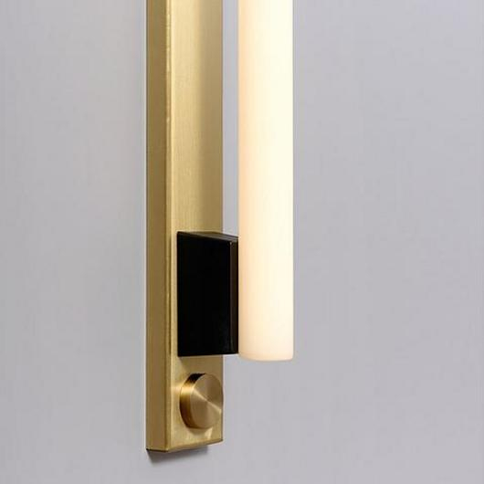 Lighting - Linestra 110 Brass / Asaf Weinbroom
