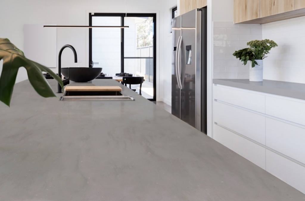 Solid Surfaces - Concrete-like
