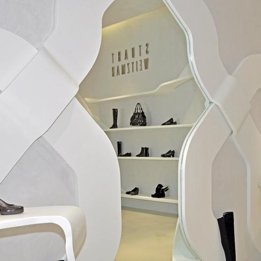 Solid Surfaces STARON® - Shopfitting / LOTTE CHEMICAL