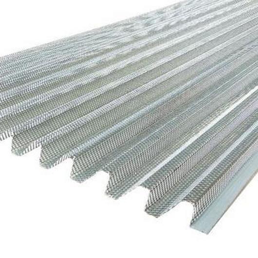 Panel perforado metálico EOLO / Metaldesign