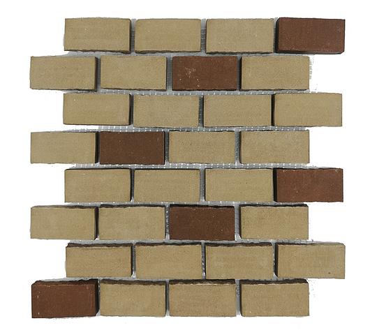 Mosaico Mini ladrillos