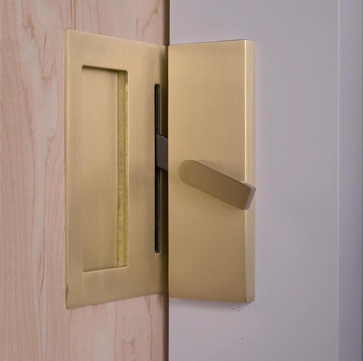 Door Hardware - Privacy Locks for Barn Doors