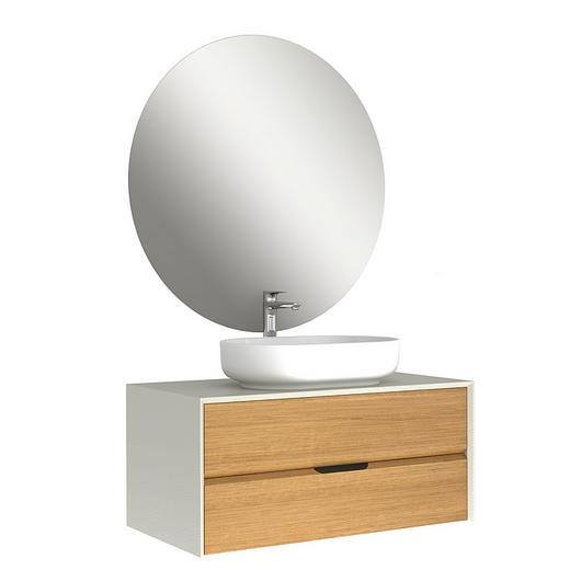 Bathroom Cabinets - Zero / Kale
