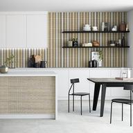 Wall Tiles - Wicker