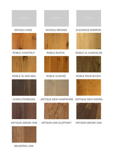 Pisos de madera artisan de ab kupfer Tipos de pisos de madera
