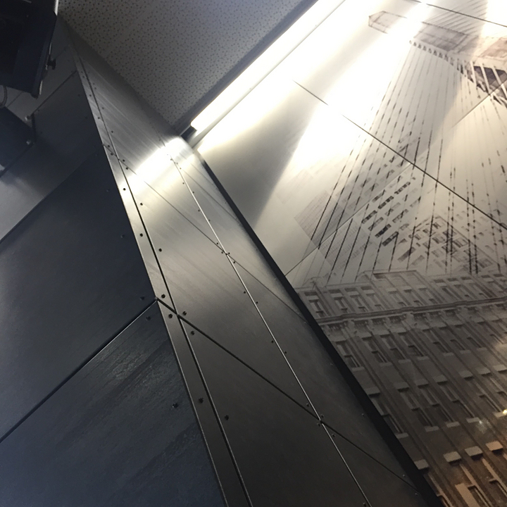 Metal Cladding - Column Cover