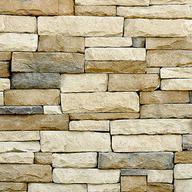 Revestimiento de piedra fabricada - Apilable Montaña