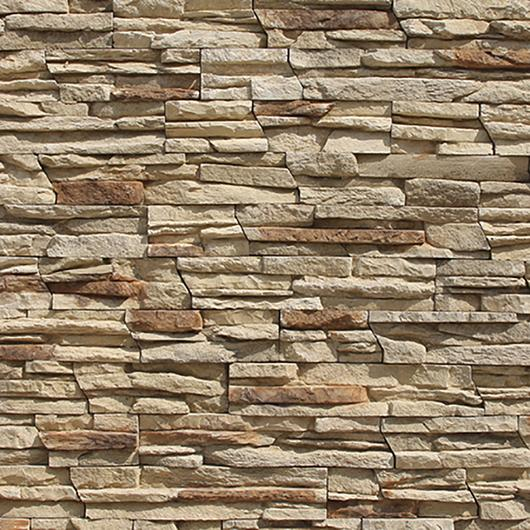 Revestimiento de piedra - Modelo Carolina Acapulco / Metaldesign