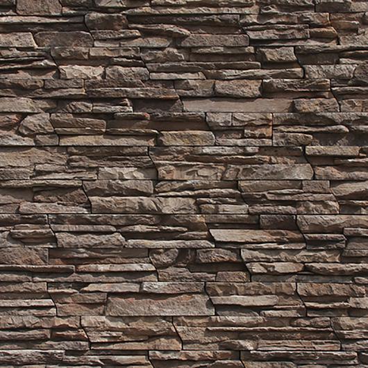 Revestimiento de piedra - Modelo Carolina Nepal / Metaldesign