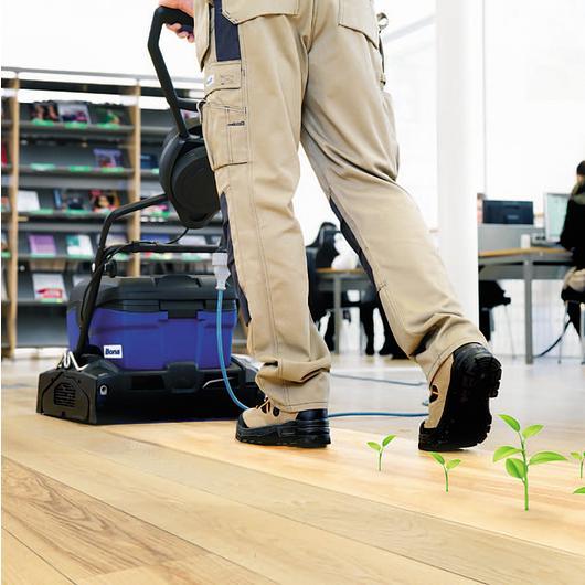 Sistema de limpieza para suelos de madera - Deep Clean Solution