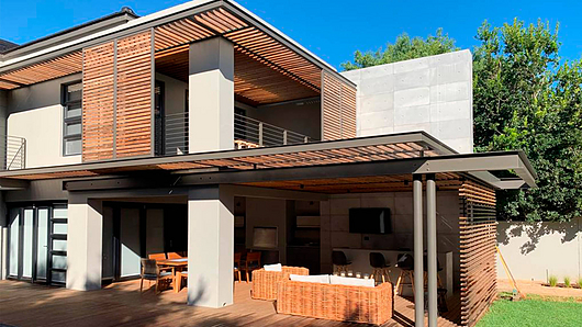 Lunawood | Anthrop Architects - Private Residence in Pretoria