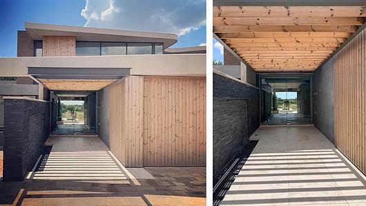 Lunawood | Anthrop Architects - Serengeti Estate