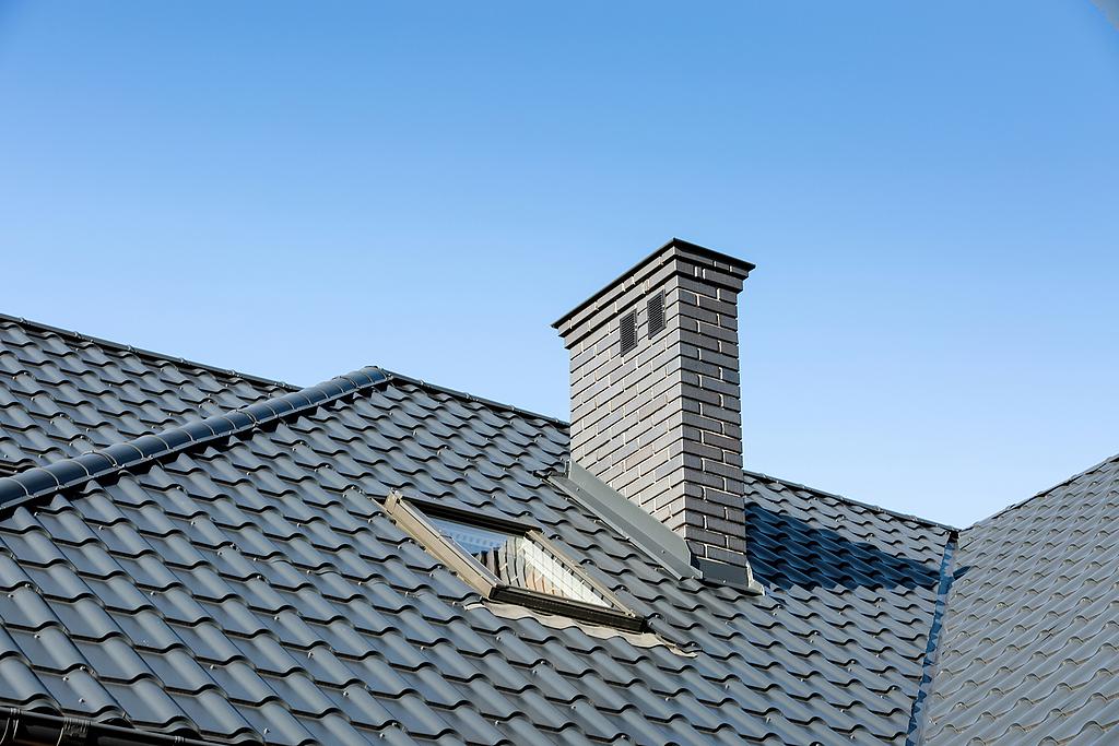 Pintura para techos,  muros, canaletas y bajadas de agua Acrizinc