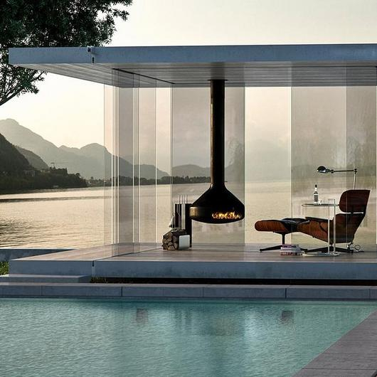 Glass Pavilion - GM Pavillon360 / Glas Marte