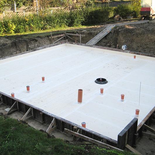 Sistema de impermeabilización para subterráneos - SikaProof® A