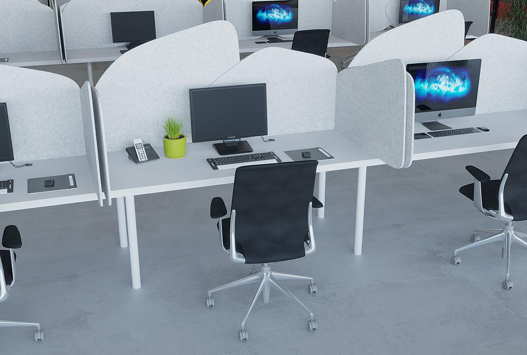 Desk Partitions - WorkScreen™️