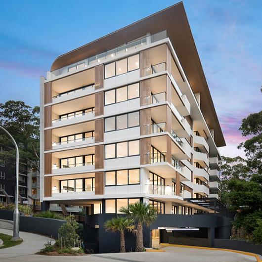 ExoTec Facade and RAB Board - 18 at Chatswood