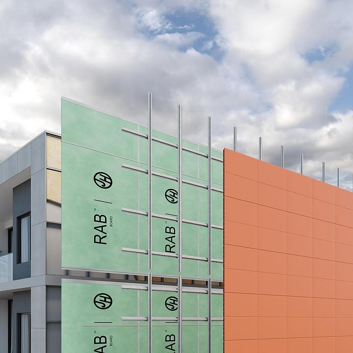 RAB™ Board as the Foundation of Modern Façades