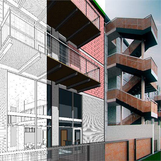 Arquitectura BIM: Revit 2021 Arquitectura / Protoforma