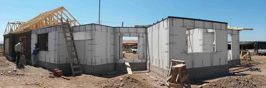 Muro Covintec F-60 - Panel Estructural 1100-76