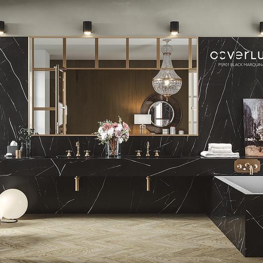 Superficie decorativa Coverlux® - Krion
