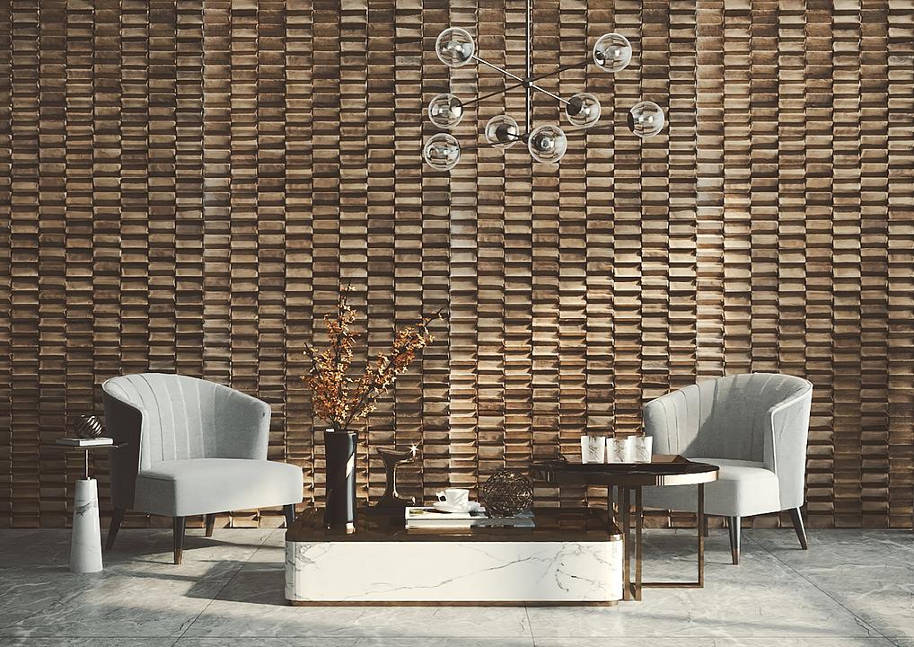 Paneles decorativos Fitwall™ - Krion