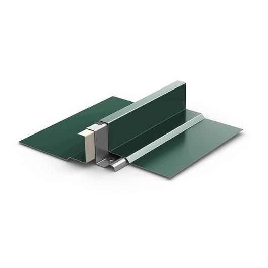 Standing Seam Metal Roof - Zee-Lock / Berridge