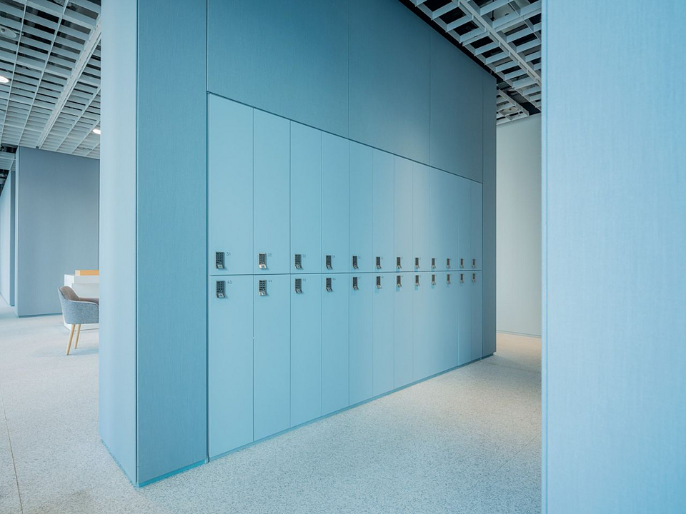 Acoustic Panel System in AMOREPACIFIC Headquarters
