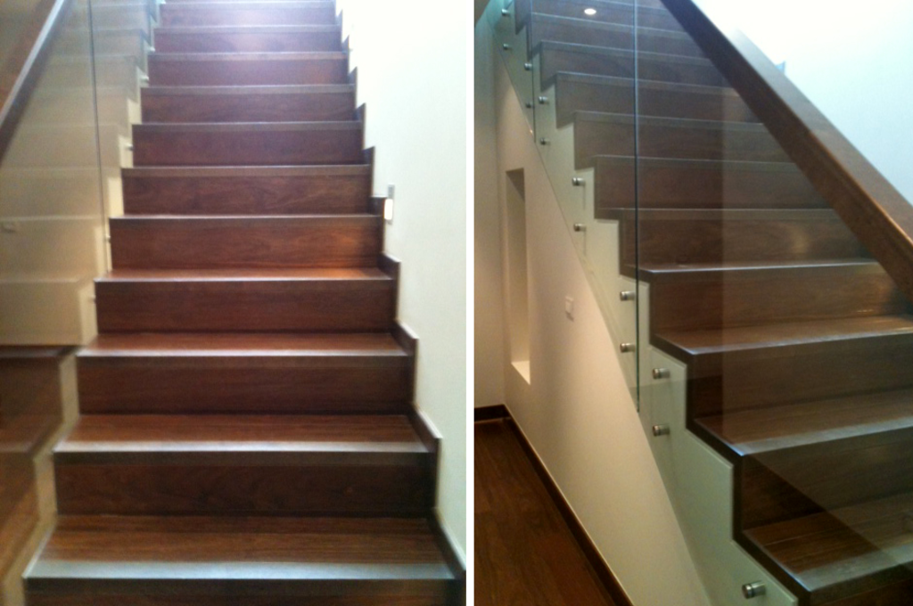 Ceramica para escaleras una exclusiva pieza de metros de - Imagenes de escaleras ...