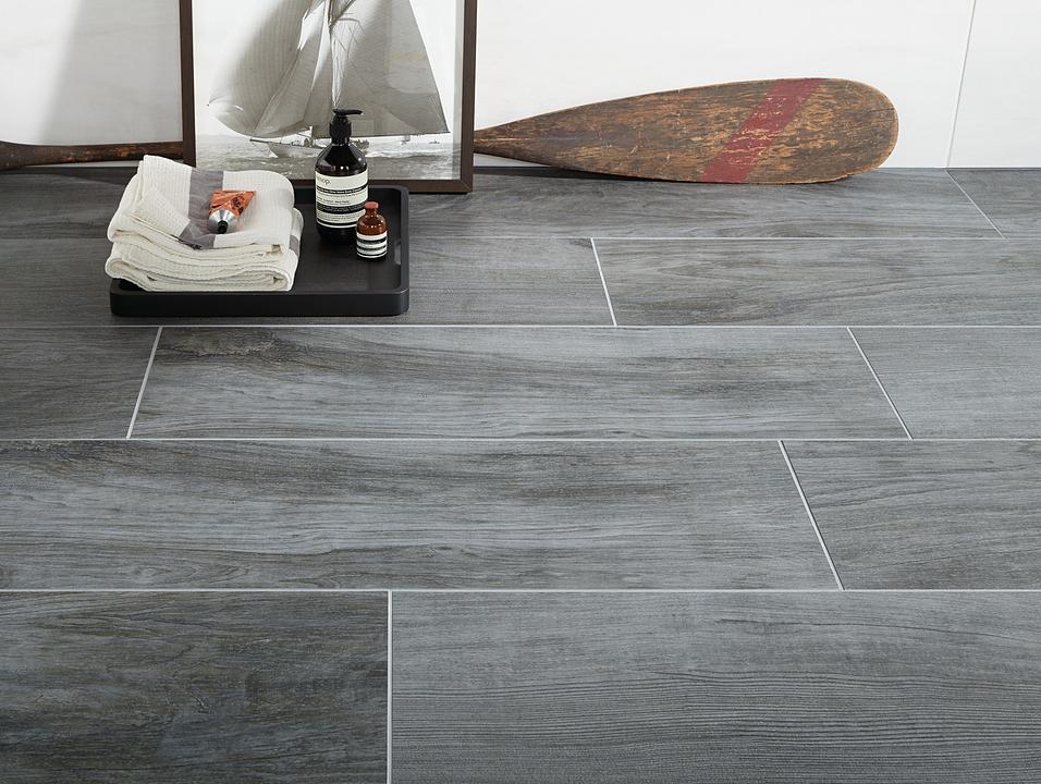 Ceramic Tiles - Oak