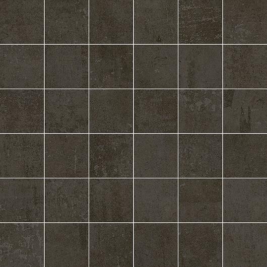 Attila Tile | Anthracite - Mosaico 5 x 5
