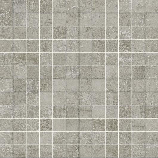 Attila Tile | Grey - Mosaico 2.5 x 2.5