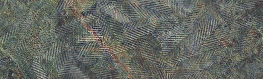 Vivid Tile | Green Rainforest - Floret
