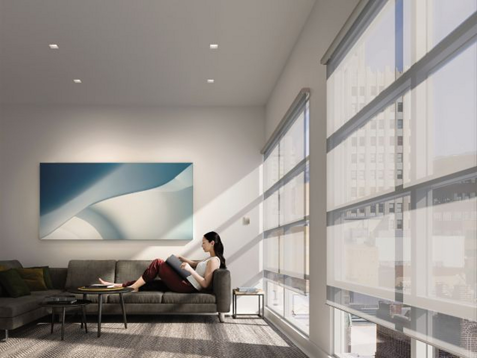 Contemporary Architectural Blinds