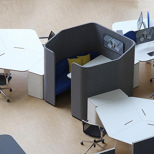 Workspaces - VIVA Alcoba / Dynamobel
