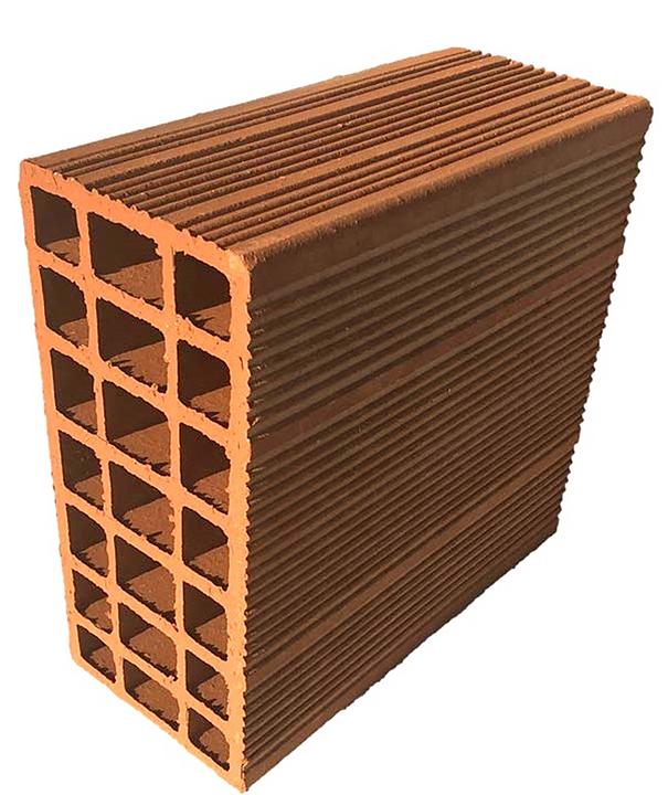 Ladrillo Foratone para muros y tabiques no estructurales
