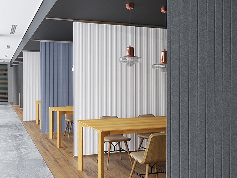 Acoustic Wall Panels - SoftScreen®