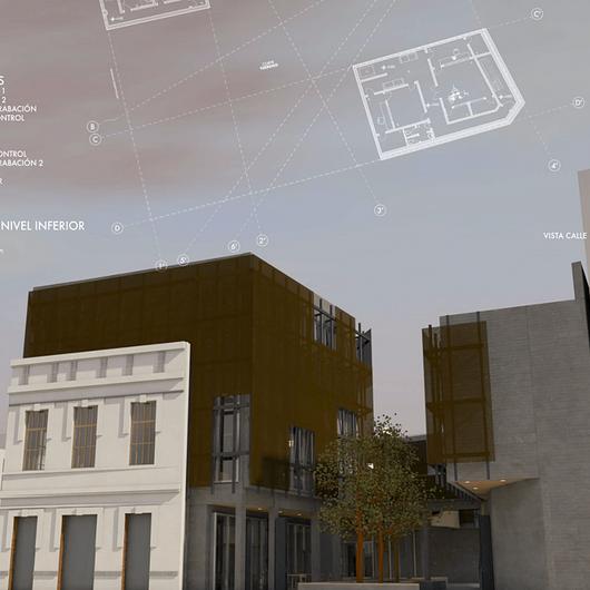 "ARCHICAD en Proyecto Testimonial  ""Grieta Urbana"" / Graphisoft"