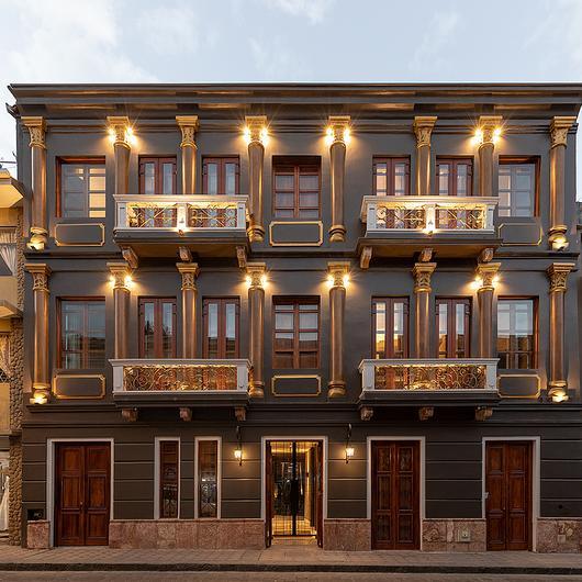 ARCHICAD en Proyecto Hotel Reales del Alcázar / Graphisoft