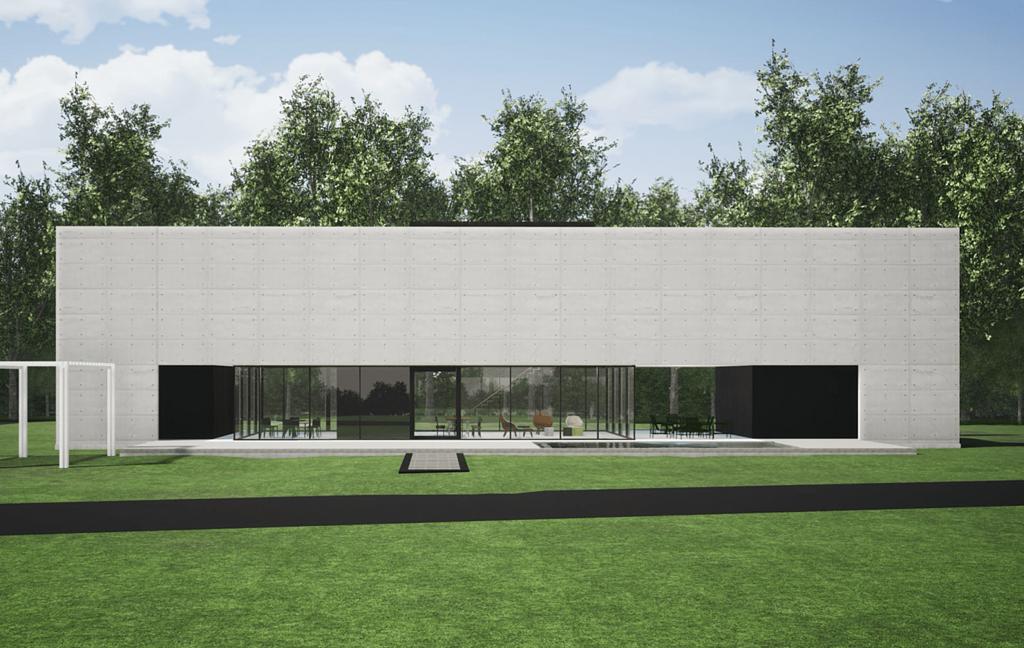 """Archicad en Proyecto """"Casa Bosco"""""""