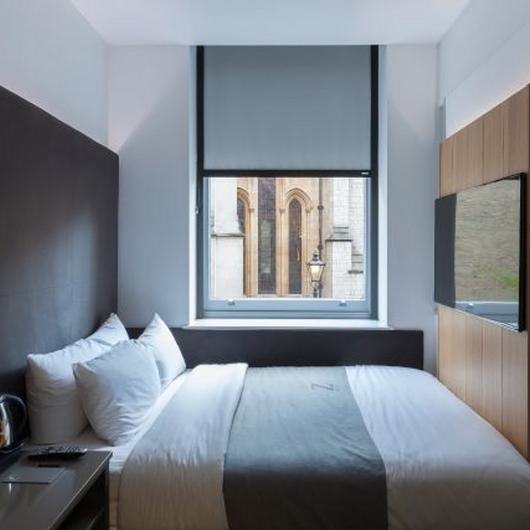 Sistemas para habitaciones de hotel - myRoom / Lutron