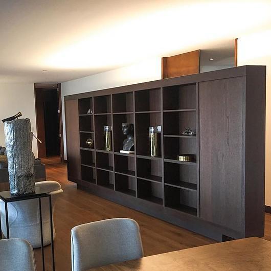 Muebles especiales para proyectos personalizados / Xilofor