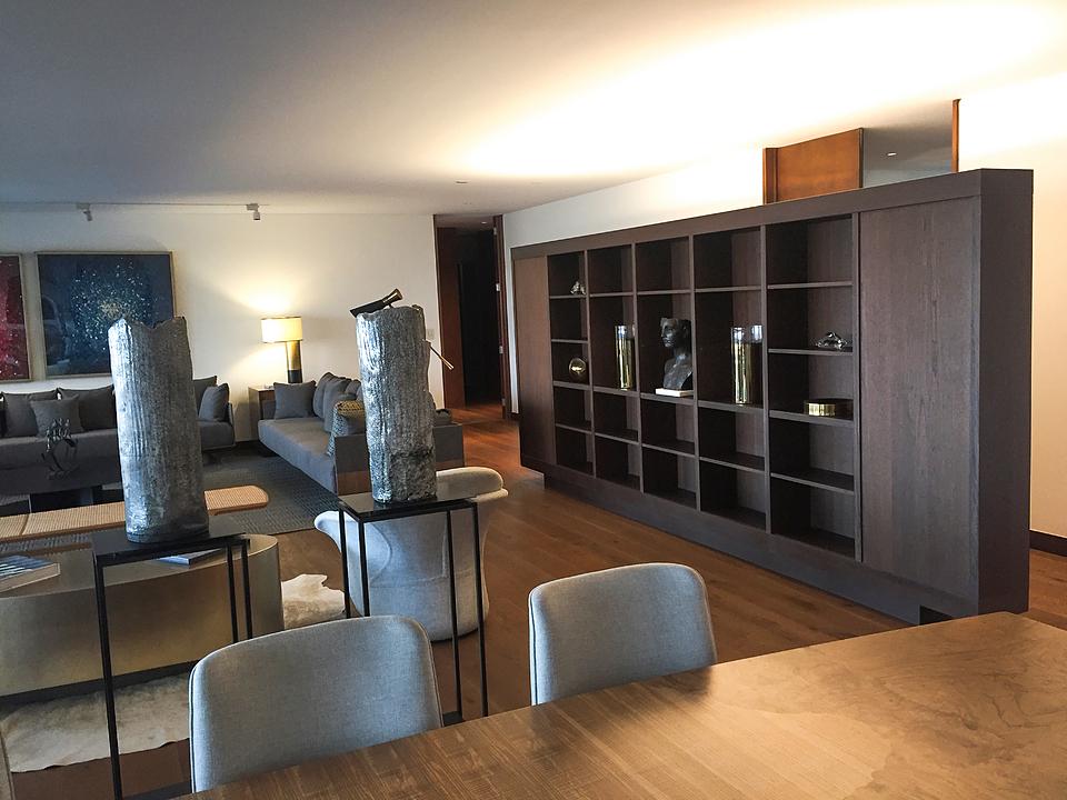 Muebles especiales para proyectos personalizados