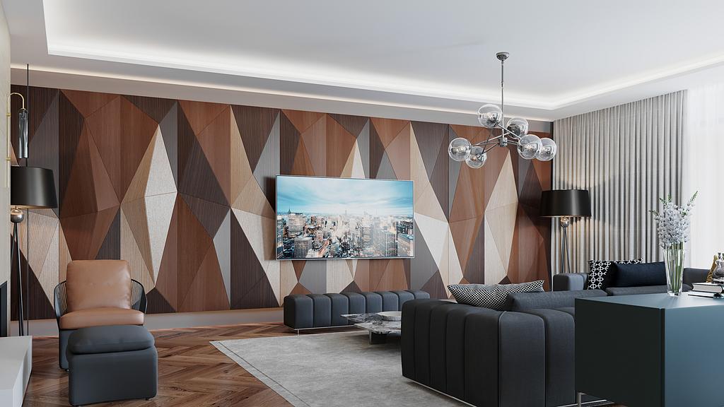 Geta Wall Panel