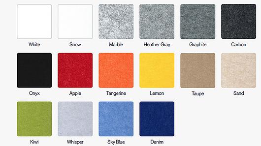 Arktura | SoftScreen® - Standard Colors