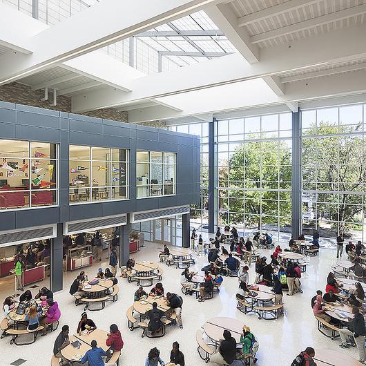 Kalwall in Dunbar High School / Kalwall®