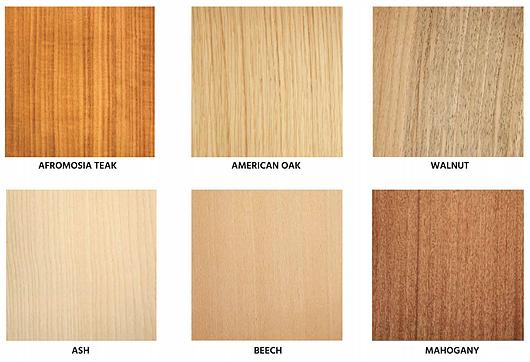 Technowood | AluProfile | Wood finishes