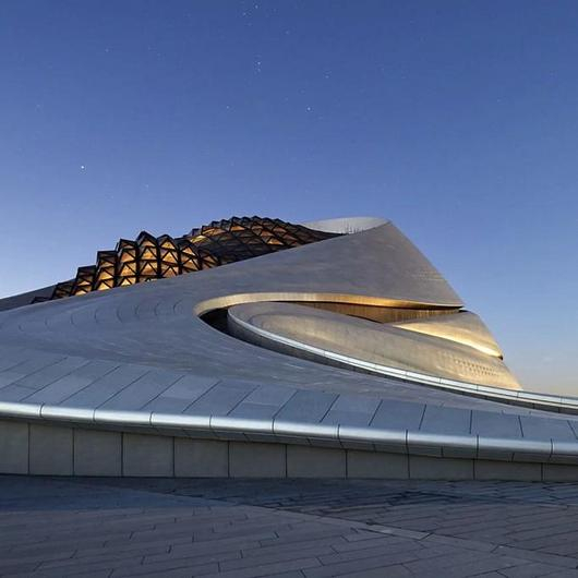 Construction Solutions in Harbin Opera House / Sika