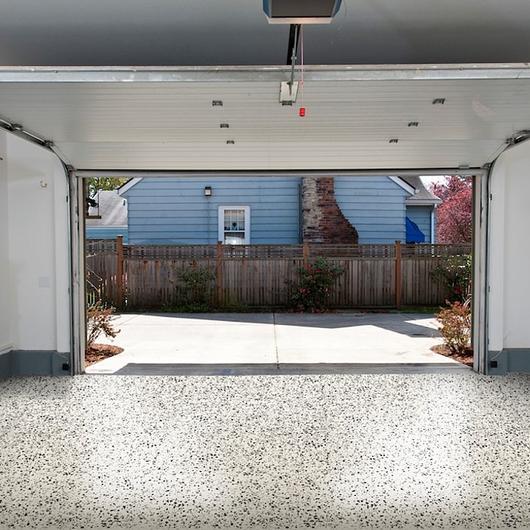 Recubrimientos para pisos de concreto para el segmento comercial y de servicios